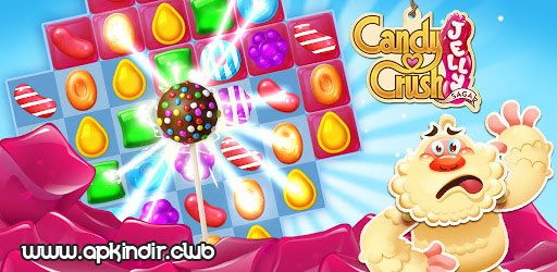 Candy Crush Jelly APK indir