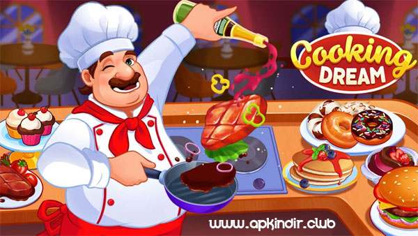 Cooking Dream APK indir