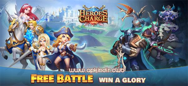 Heroes Charge APK indir