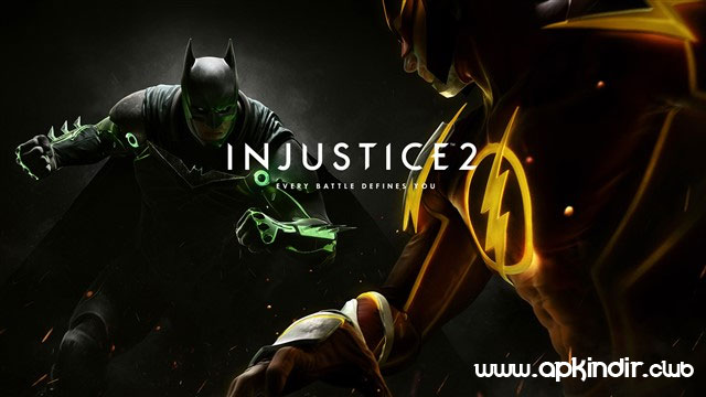 Injustice 2 apk indir