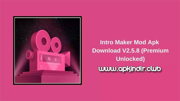 Intro Maker APK indir