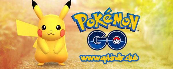 Pokemon Go APK indir