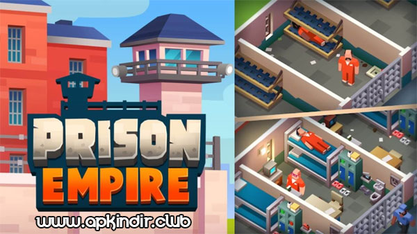 Prison Empire Tycoon Hile