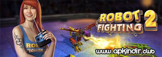 Robot Fighting 2 Hile indir