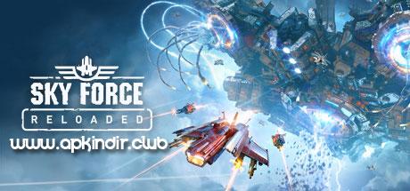 Sky Force Reloaded apk indi