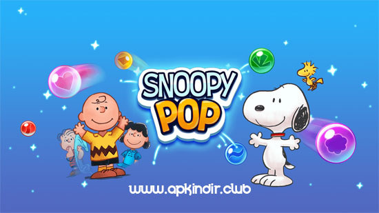 Snoopy POP APK indir