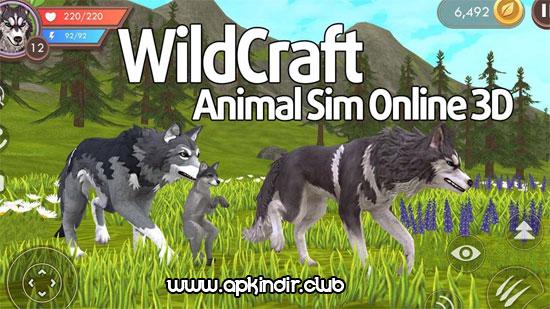 WildCraft APK indir
