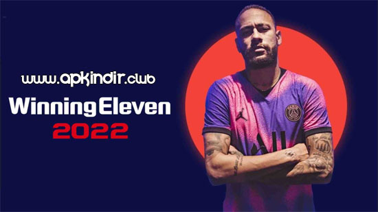 Wining Eleven 2022 apk indir