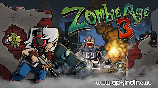 Zombie Age 3 APK indir