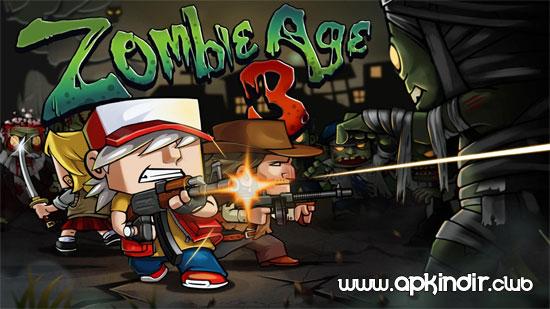 Zombie Age 3 Hile