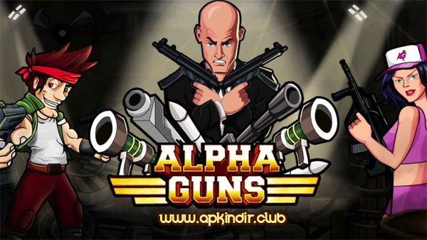 Alpha Guns APK indir