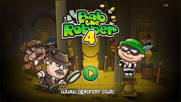 Bob The Robber 4 APK indir