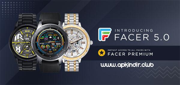 Facer Watch Faces APK indir