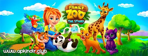 Family Zoo APK indir