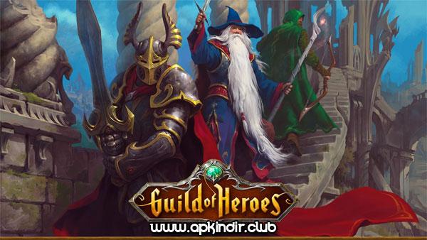 Guild of Heroes APK indir