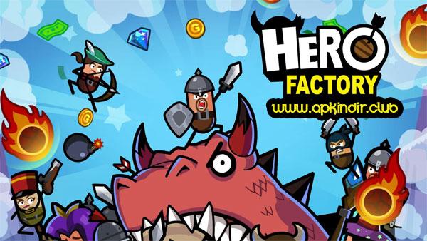 Hero Factory APK indir