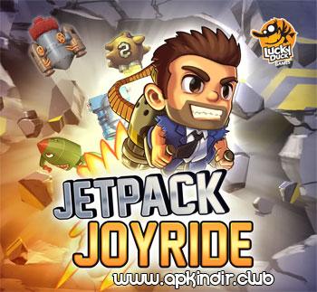Jetpack Joyride Hile APK