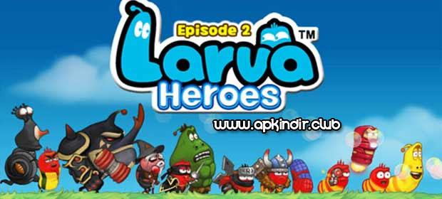 Larva Heroes Lavengers APK indir