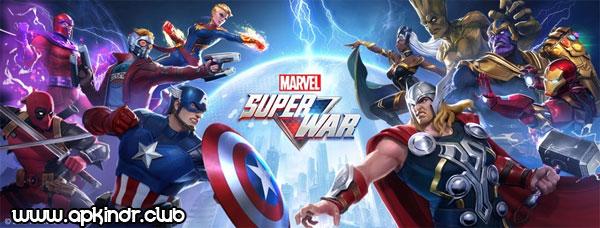 MARVEL Super War APK