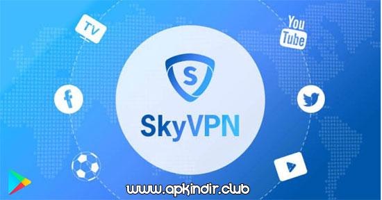 SkyVPN Apk indir