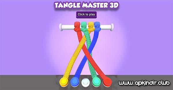 Tangle Master 3D APK indir