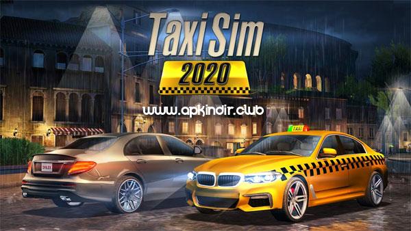 Taxi Sim 2020 APK indir