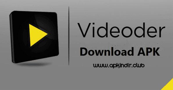 Videoder APK indir