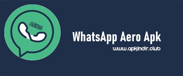 WhatsApp Aero APK indir