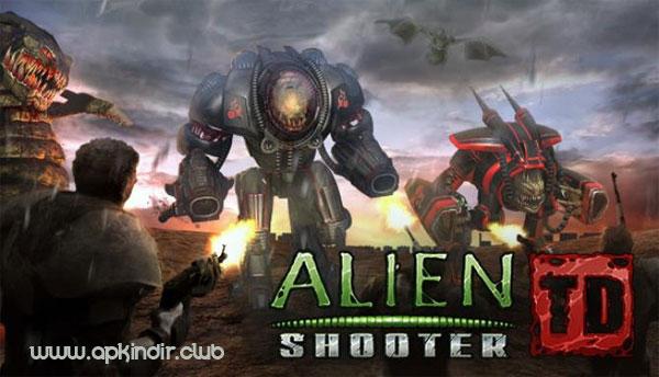 Alien Shooter TD Apk indir