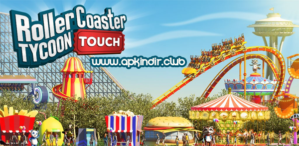 RollerCoaster Tycoon Touch APK indir